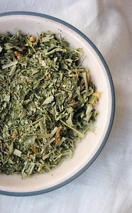 Blushing Wren Teas Lemon Verbena Loose Leaf Tea