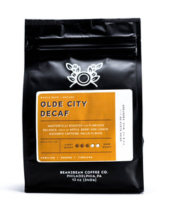 Bean 2 Bean Coffee Co Olde City Decaf Coffee
