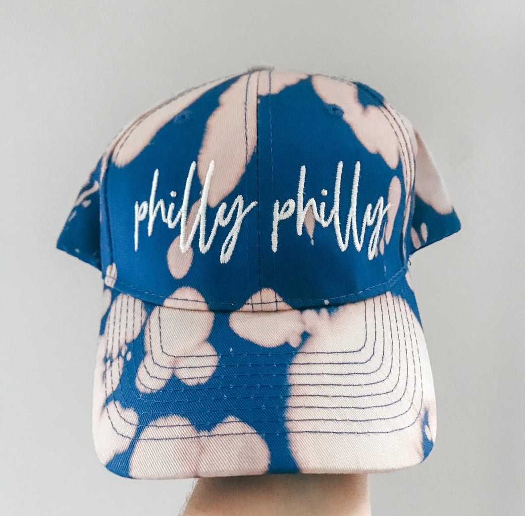 Blue Philly Philly Hat