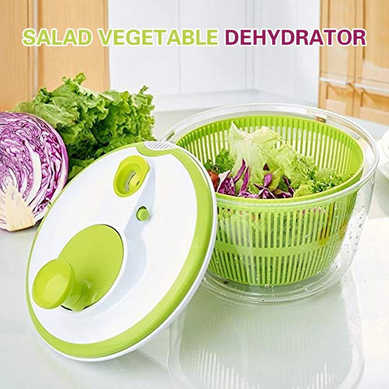 Household Salad Dehydrator Manual Vegetable Washing Machine