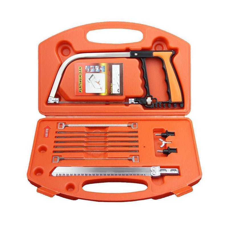 Multifunctional Handsaw Set, 14-in-1 Universal Woodworking Tool