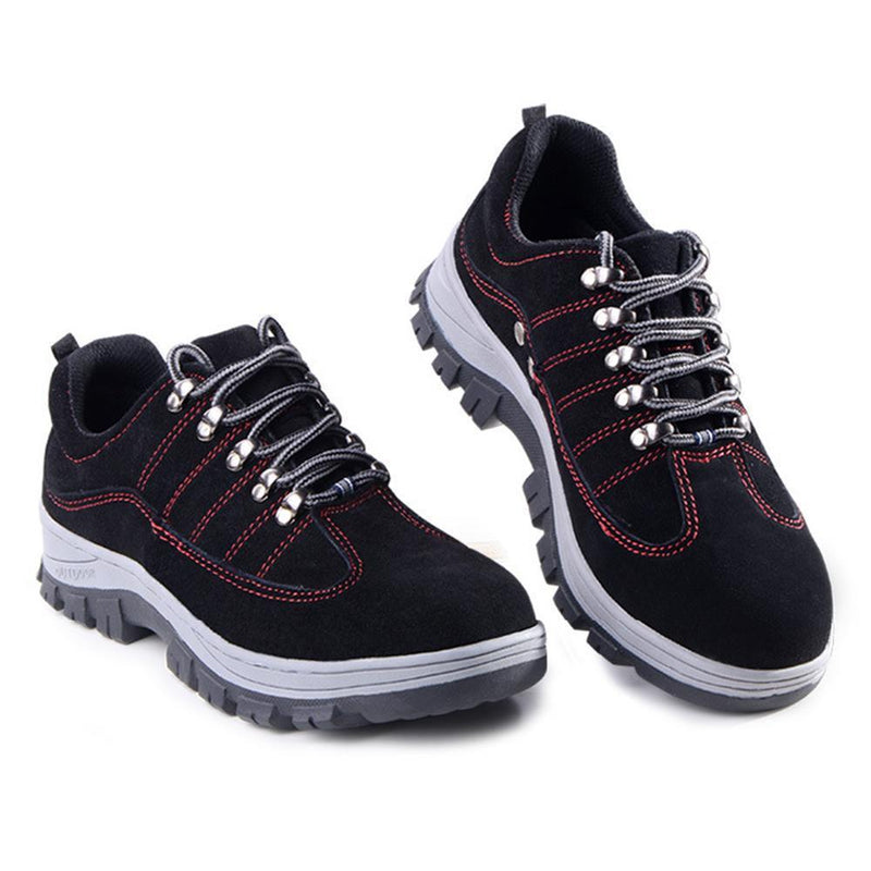 Cast-iron Steel Toe Work Shoes