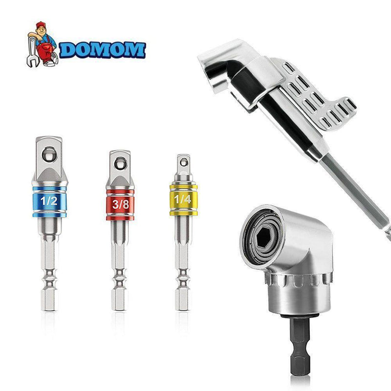 Domom Nut Driver Power Drill Bit Set