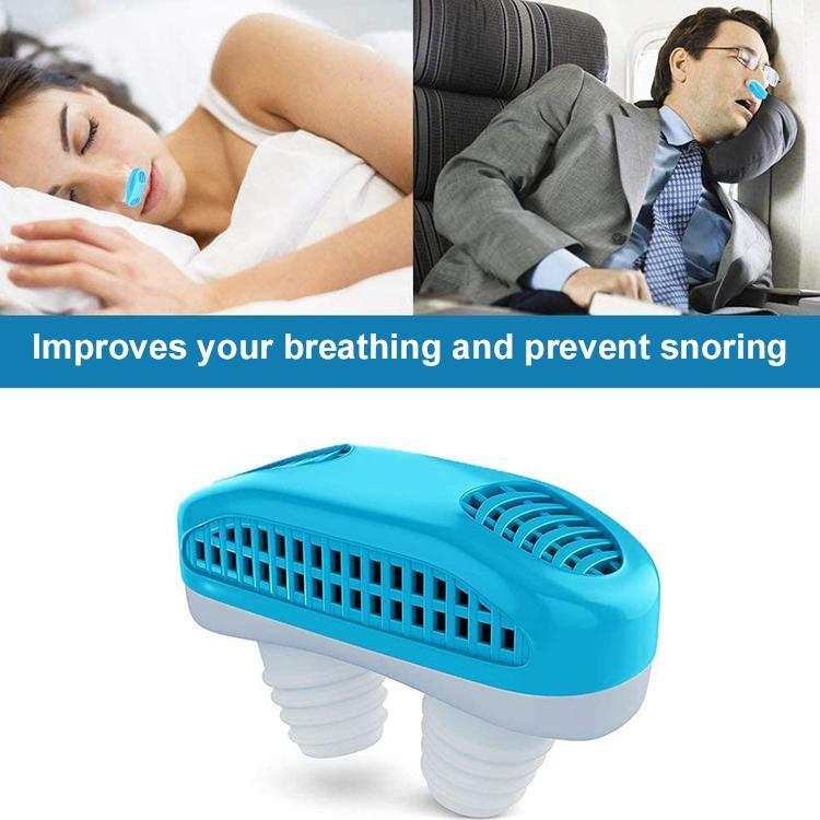 Comfortable Snore Relief Air Purifier Filter Snoring Solution