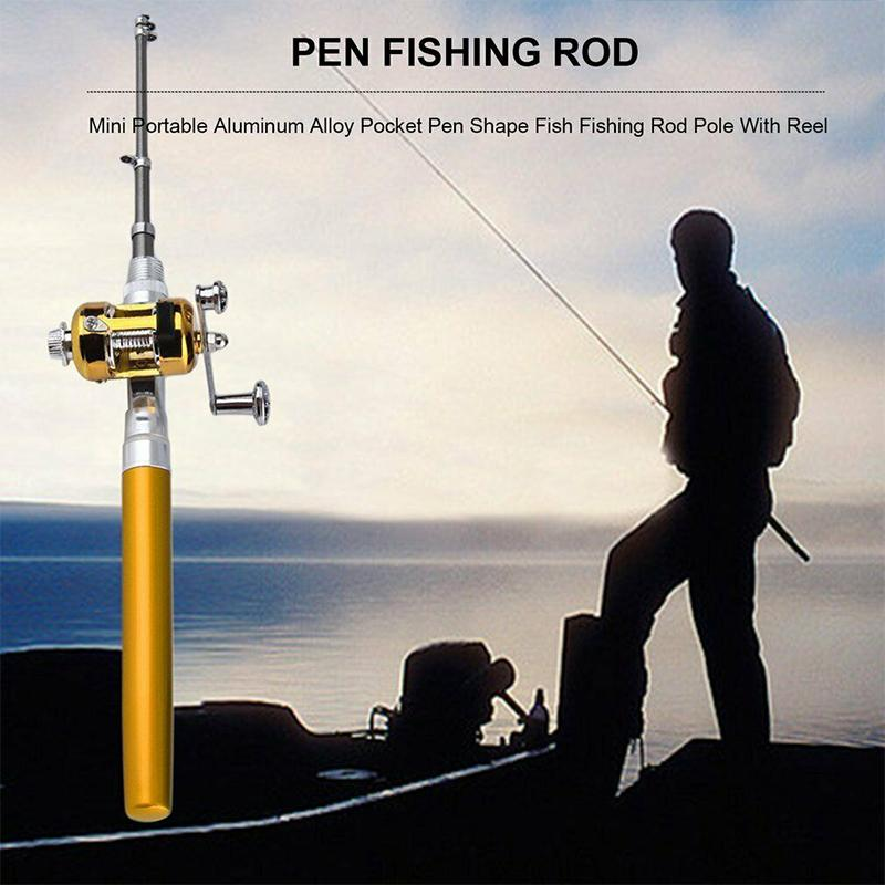 Urlife™ Pocket Fishing Rod