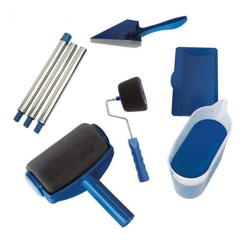 Hirundo Paint Roller Brush Painting Handle Tool Set