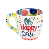 Oh Happy Day Mug at It's So Wright