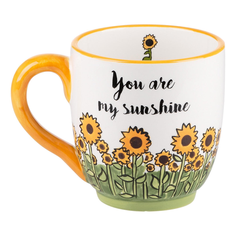 Sunflower Mug at It's So Wright