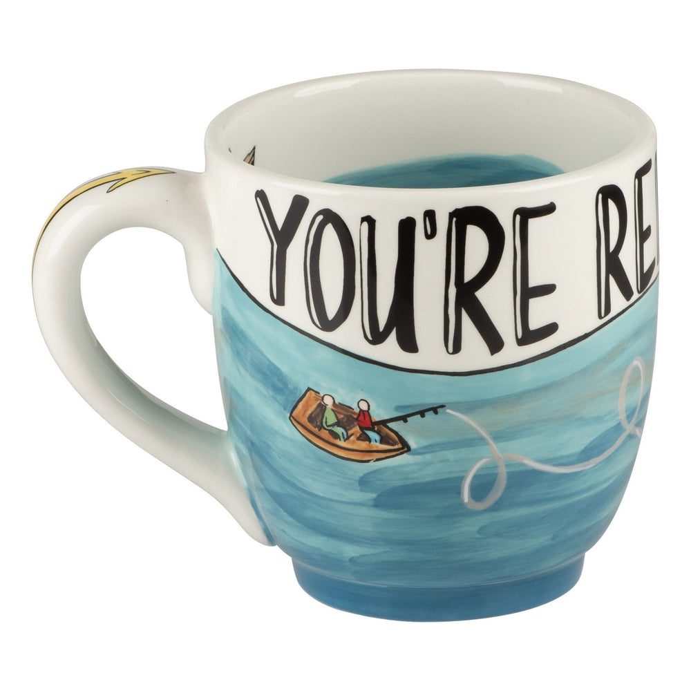 You're Reel Great Mug at It's So Wright