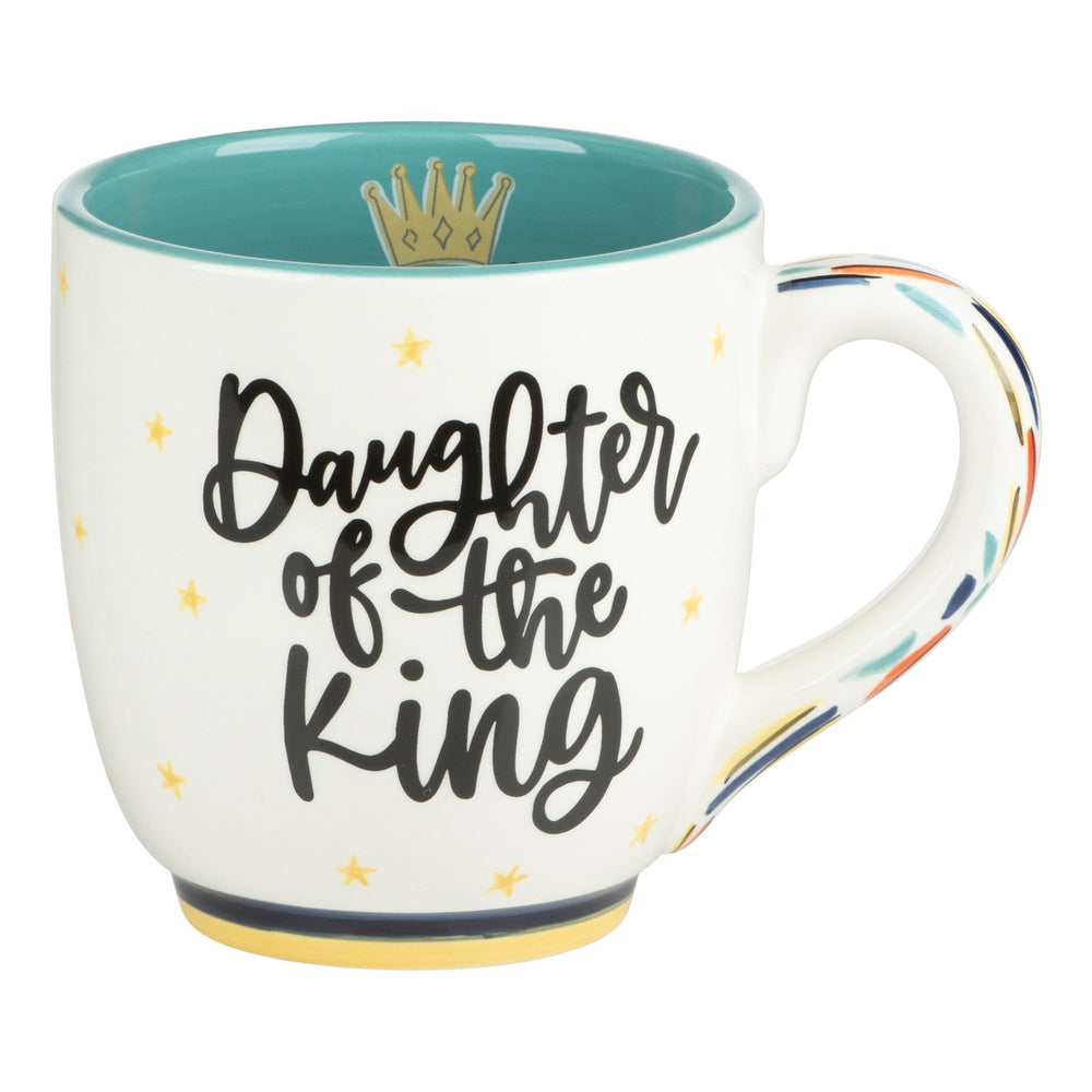 Daughter of the King Mug at It's So Wright
