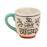 So Very Blessed Mug at It's So Wright
