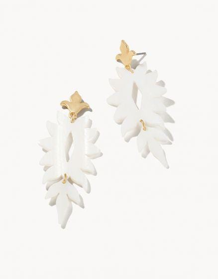 Pearlescent Lighthouse Earrings at It's So Wright