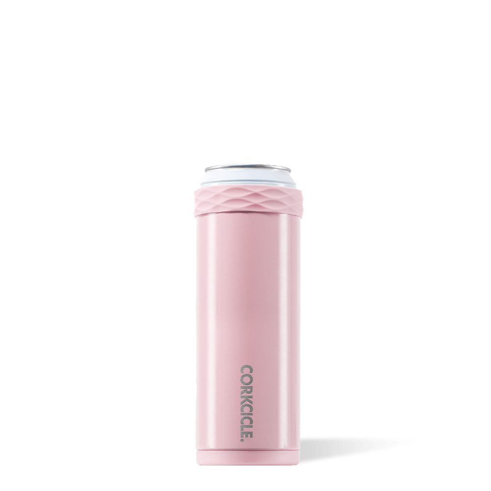 Rose Quartz 12oz Slim Artican