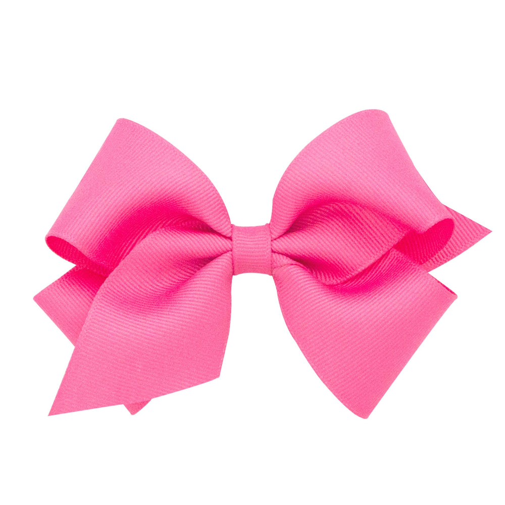Hot Pink Small Bow
