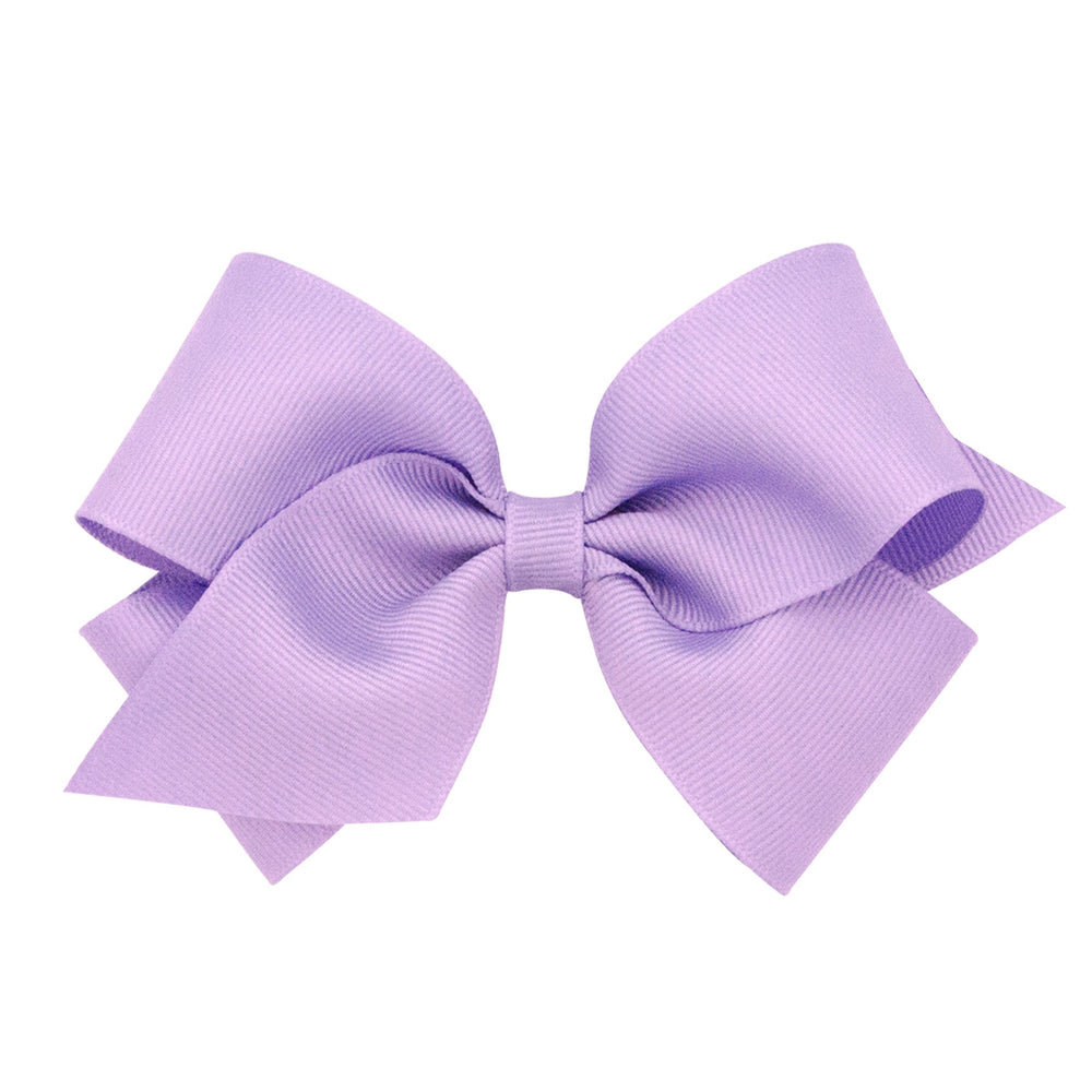 Light Orchid Small Bow