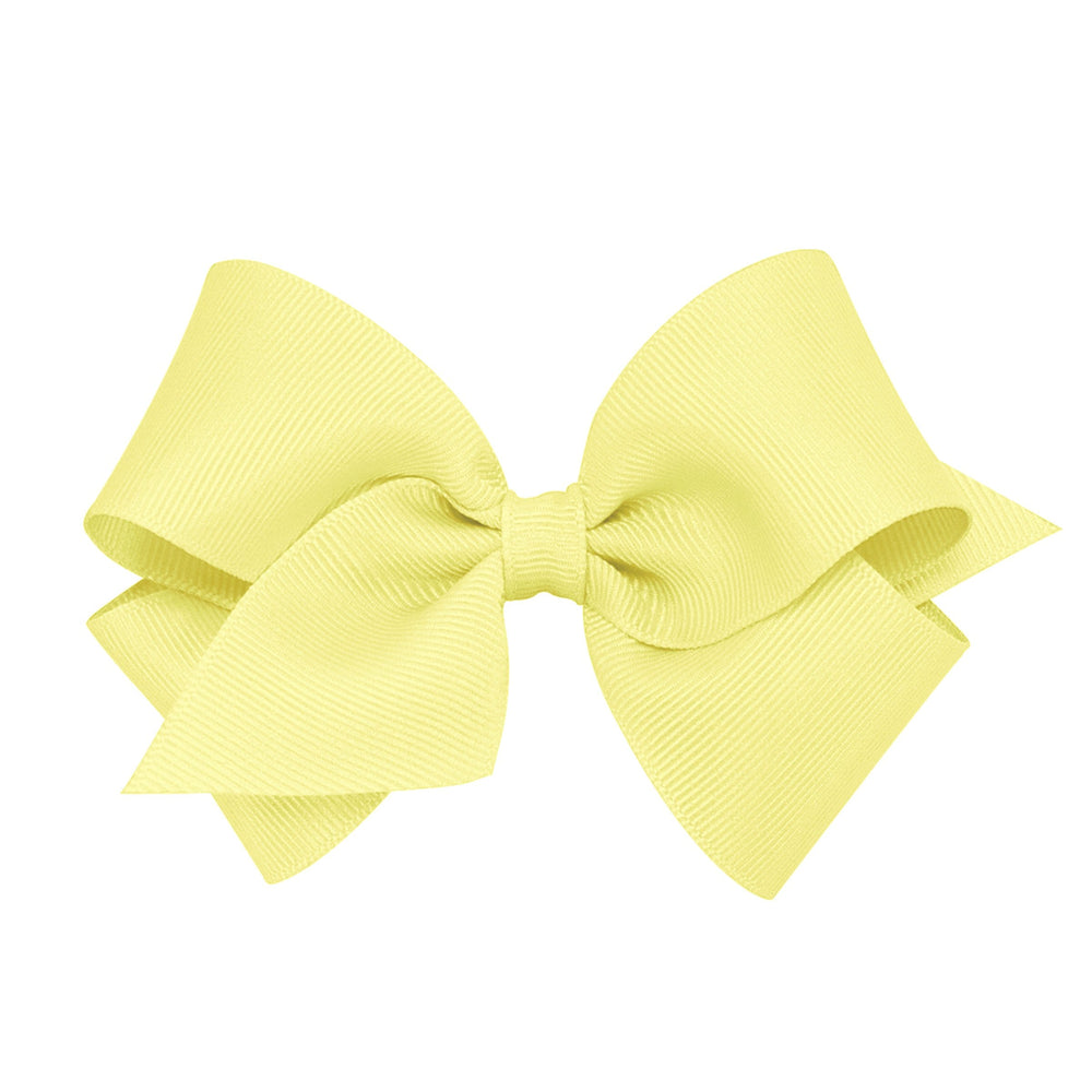 Light Yellow Small Bow at It's So Wright