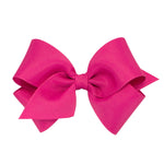 Shocking Pink Small Bow