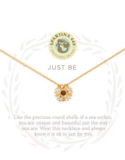 Just Be Sea La Vie Necklace at It's So Wright
