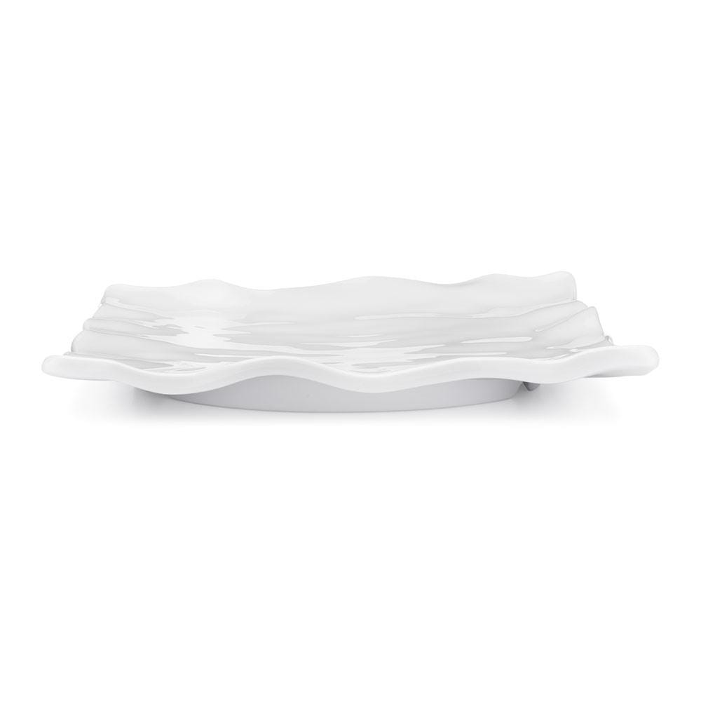 Q Squared Small Square Serving Platter