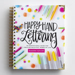 Happy Hand Lettering Book