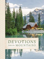 Devotions from the Mountains Book