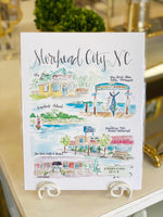 Brittany Rawls Morehead City Print at It's So Wright