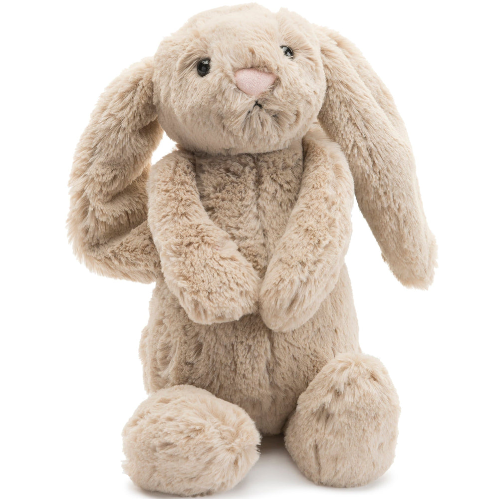 Bashful Medium Beige Bunny
