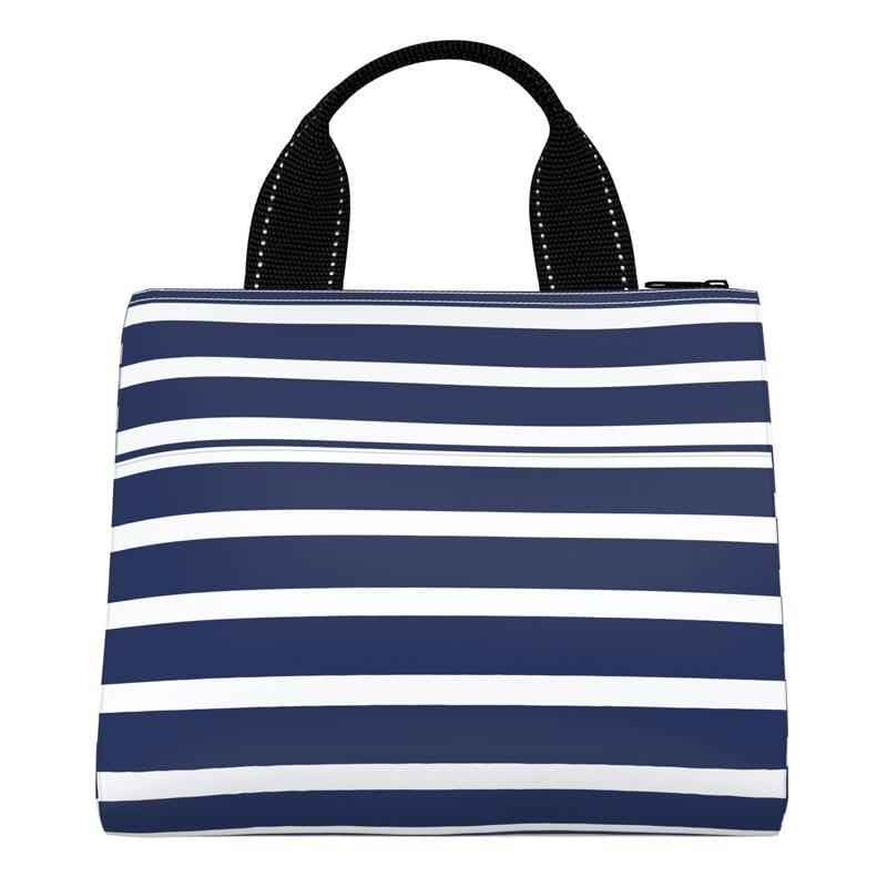 Scout Eloise Lunch Box Nantucket Navy