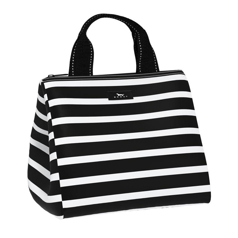 Scout Eloise Lunch Box Fleetwood Black