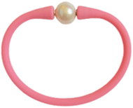 Baby Pink Maui Freshwater Pearl Bracelet