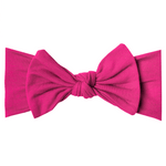 Berry Knit Headband Bow at It's So Wright