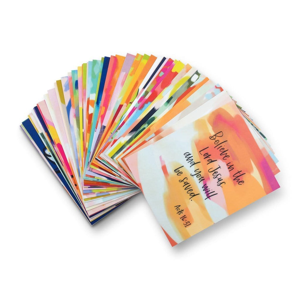 Crew + Co Scripture Cards