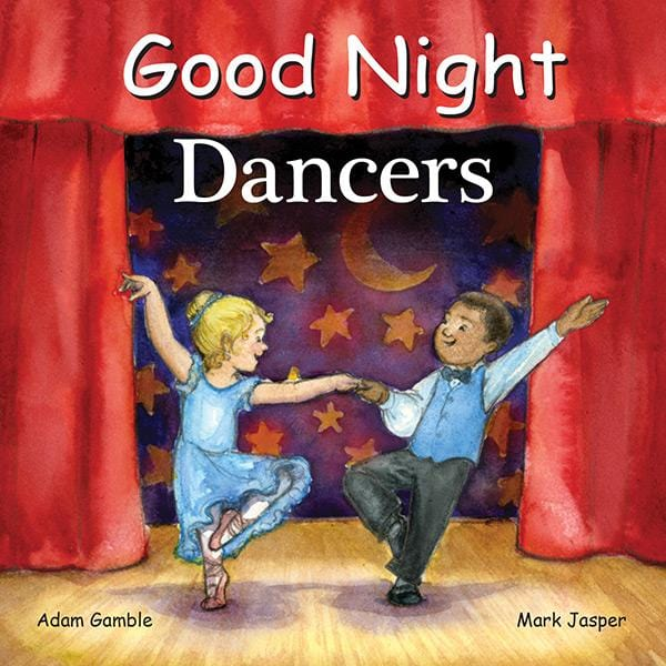 Goodnight Dancers Book at It's So Wright