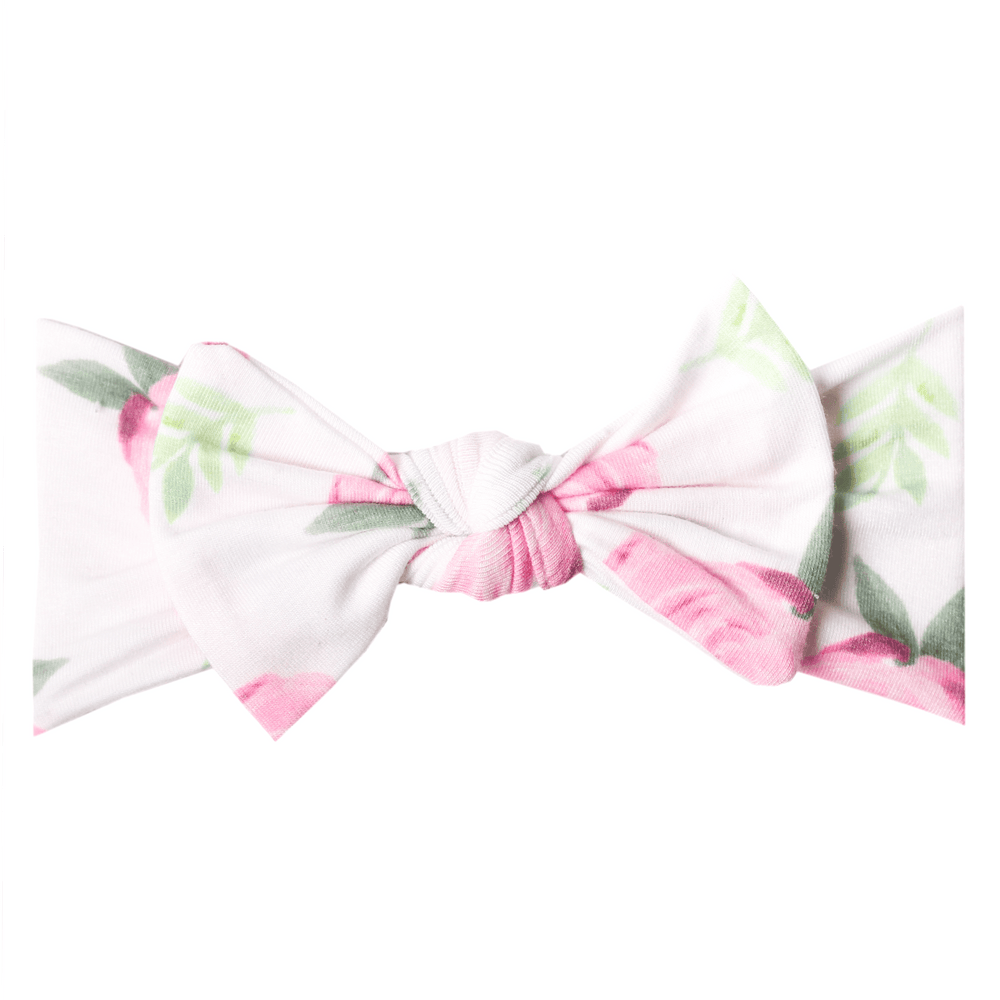 Grace Knit Headband Bow