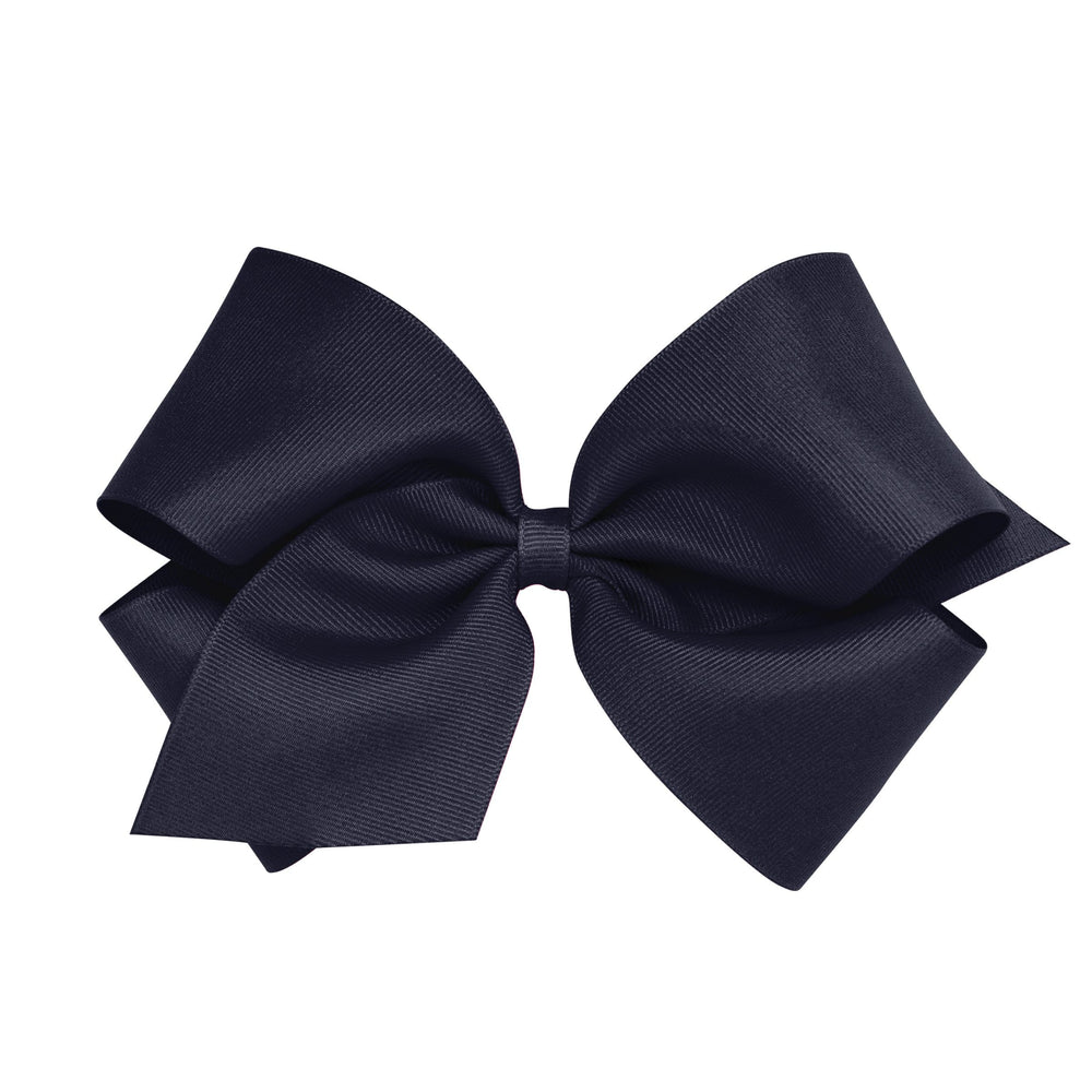Navy King Bow