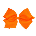 Orange King Bow