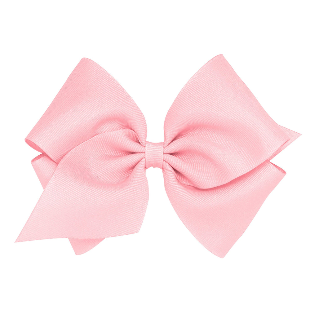 Light Pink Mini King Bow