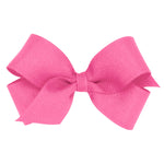 Hot Pink Mini Bow