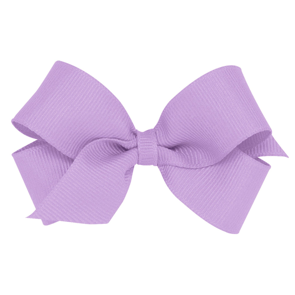 Light Orchid Mini Bow