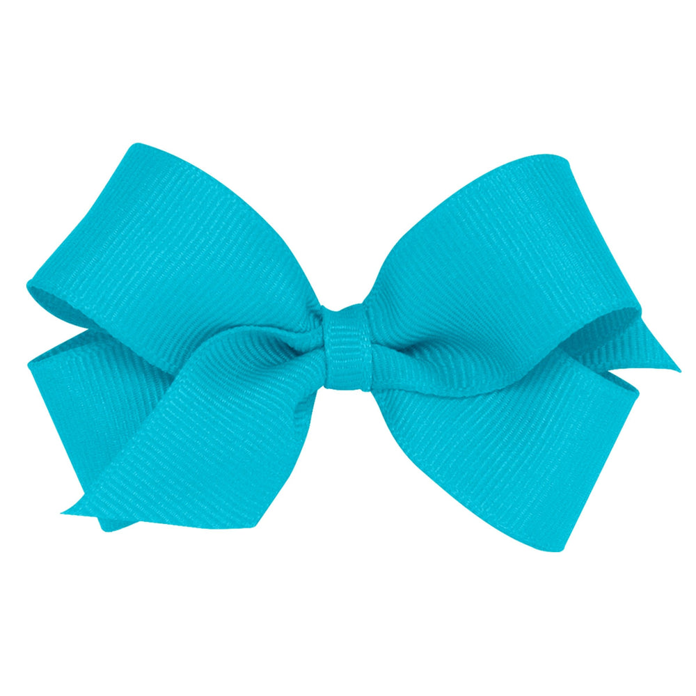 New Turquoise Mini Bow