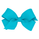 New Turquoise Mini Bow at It's So Wright