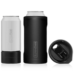 BruMate Matte Black Hopsulator Trio 3-in-1