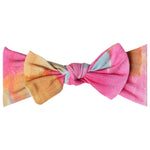 Monet Knit Headband Bow