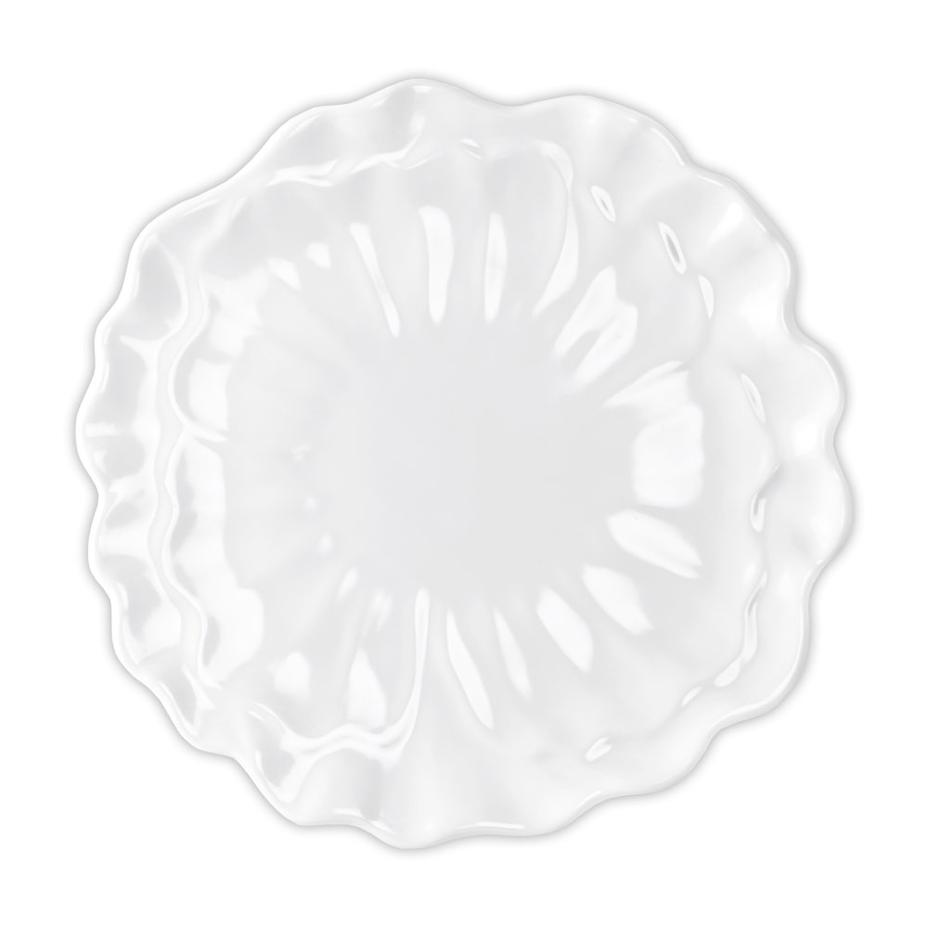 Q Squared Peony Dinner Plate