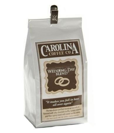 Carolina Coffee Wedding Day Blend at It's So Wright