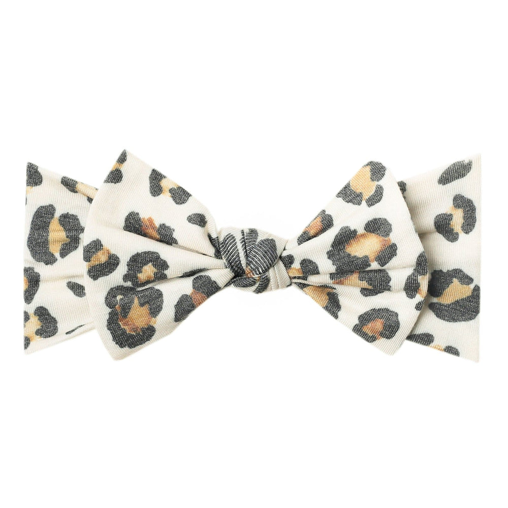 Zara Knit Headband Bow