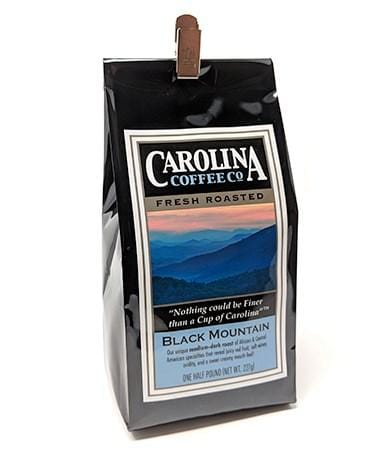 Carolina Coffee Black Mountain Blend at It's So Wright