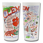 Clemson University Glass at It's So Wright