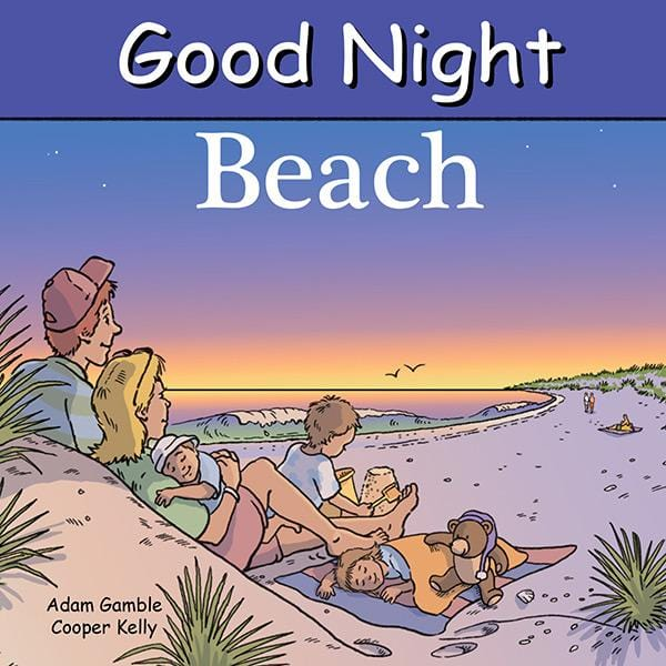 Goodnight Beach Book at It's So Wright