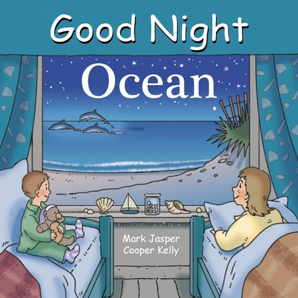 Goodnight Ocean Book at It's So Wright